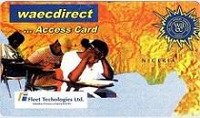 waec scratch card